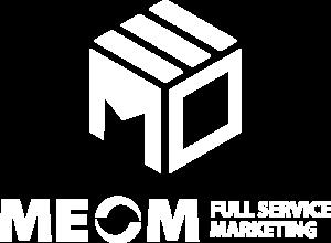 MEOM Full Service Marketing Agentur Webdesign Logo