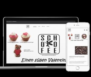 Online Shop für Kaffee, Tee und Pralinen